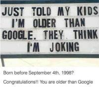 Just a laugh :-)