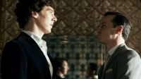 Sherlock and Jim 2