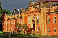 Dobříš chateau, Czech Republic, image by Jiří Malý