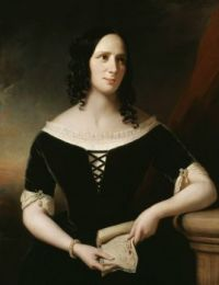 1846 Agnes Strickland by John Hayes