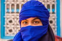 Woman in Morocco