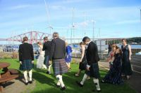 A Scottish Wedding at South Queensferry