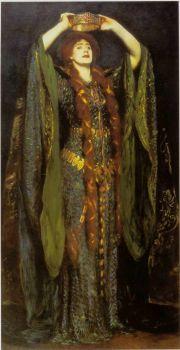 Dame Ellen Terry as Lady MacBeth