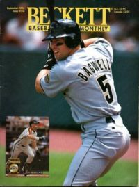 Jeff Bagwell Beckett Cover