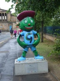 Clyde for Glasgow 2014