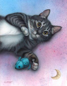 Tsuki Pet Portrait