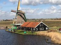 Windmill in Zaanse Schans