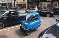 Peel P50: The Tiniest Car Ever Made