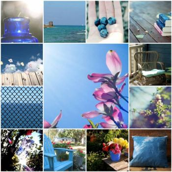 summer blues..., by emma lamb on flickr