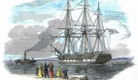 The Lady Juliana (1789) convict ship