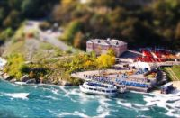 Tilt shift miniatures