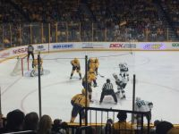 Sharks v. Predators