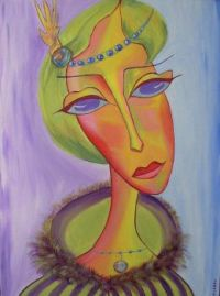 Natalia Lebed Artwork  -   'Princess'