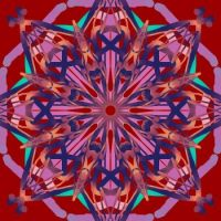 Just For Fun, Touch of Deep Color Kaleido