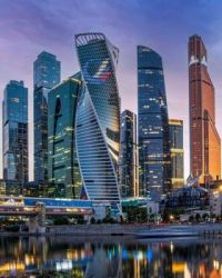 Moscow - Evolution Tower, Russia   6096