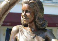 Bewitched Statue, Salem, Massachusetts, U.S.A.