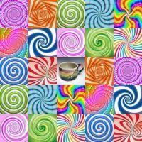 Double Twister Spirals  382a