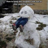 Snow Kid Eater