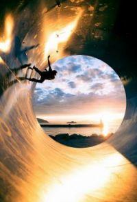 skateboard sky