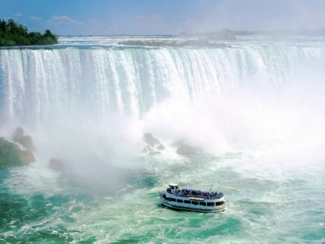 Maid of the Mist - Niagra