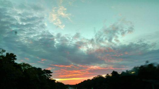 Sunrise, Route101e, Rockingham County, NH