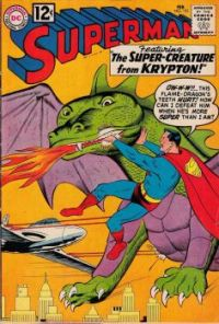 Superman And The Super-Creature From Krypton