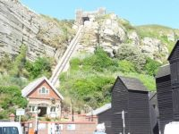 West Hill Lift Hastings Sussex UK