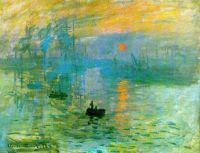 "Monet ""Sunrise"""
