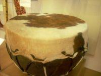 Big kettle drum