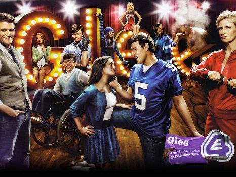Glee Stage