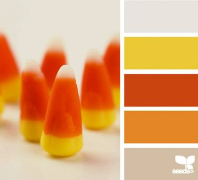 candy corn color