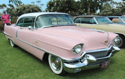 "Cadillac ""Series 62"" -  2 door Hardtop  - 1956"