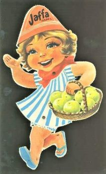 Themes Vintage ads - Jaffa Oranges