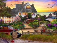 Vintage Home by The Beach