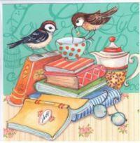 Birds, Tea And Books
