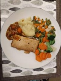 Chicken pie (ready meal)