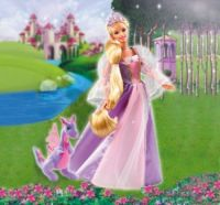 prinses barbie