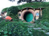 Bilbo, and Frodo's Bag End