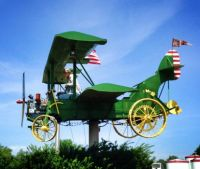 The Crapduster -- a roadside attraction