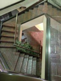 Stairwell, Vanderbilt University Medical Center, Nashville, Tennessee, USA