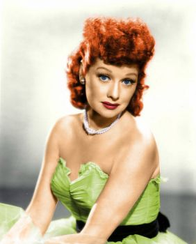 Lucille_Ball_ by_dewynters