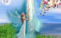 Fairy's magic curtain