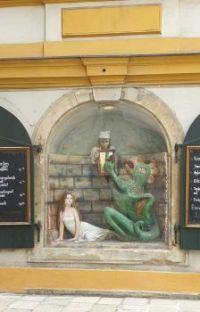 Sagen aus Wien - Der Basilisk