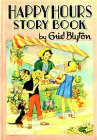 Themes Vintage illustrations/pictures - Happy Hours Story Book