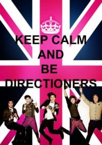 Keep Calm and be Directioners