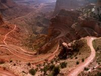 White Rim Road, Canyonlands, USA