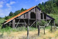 Willow Creek barn 2021