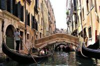 The Gondolier Of Venice