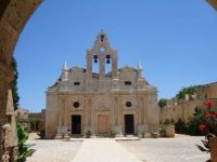 Arkadi Monestary, Crete