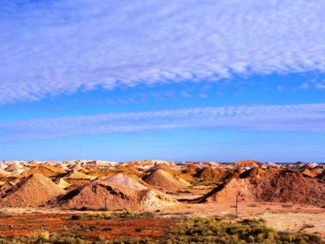 Coober Pedy~The Opal Capital Of The World #1